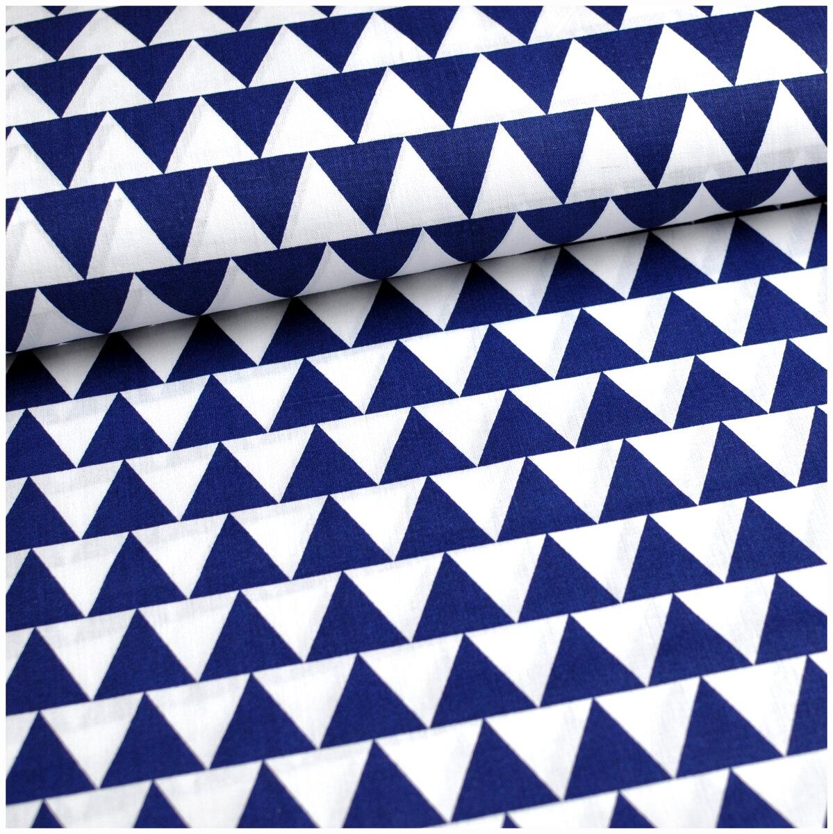 4c060c546920 Trojuholník tmavomodrý malý